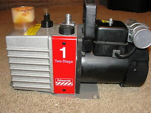 Boc Edwards 1 Two Stage High Vacuum Pump E2m 1