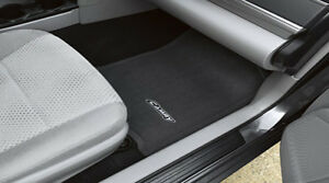 Toyota Camry 2012 2014 Ash Carpet Floor Mats Oem New