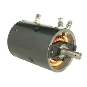 New 12 Winch Motor For Warn Keyed Shaft Heavy Duty 8274 8796 M3600 Mbj4401