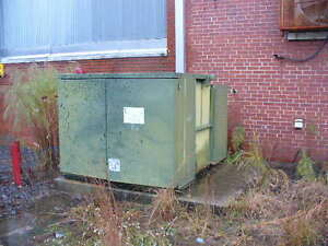 Us Transformer 750 Kva 12470y 7200 208y 120 Tamperproof Transformer
