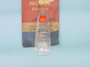 1955 1956 Imperial C69 C70 Crown Nos Mopar Back Up Lens