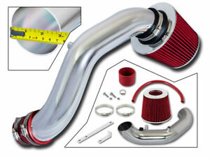 Bcp Red 02 06 Acura Rsx Base 2 0l Short Ram Air Intake Racing System Filter