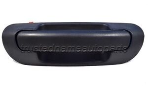 Fits Jeep Grand Cherokee Tailgate Handle Liftgate Cargo Hatch Gate Textured Blk