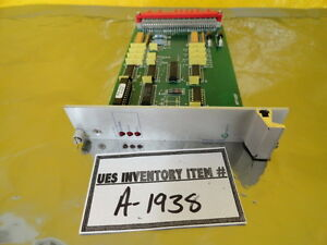 Amat Applied Materials 0100 90761 Robotics Interface Pcb Xr80 Used Working