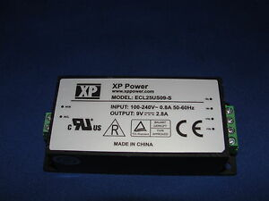 Xp Power Ecl25us09 s Switch Mode Power Supply