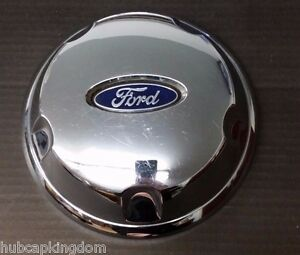 2002 2010 Ford Explorer 16 5 Spoke Steel Wheel Chrome Center Hub Cap Oem