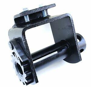 2 Portable Bolt On Winch Flatbed Truck Trailer Winches For 2 4 Winch Strap