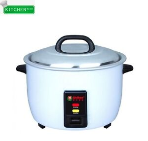 Welbon 25 Cups Commercial Rice Cooker