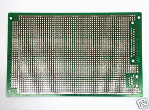 10pc Fr4 Pcb Board Double Side Kt 1016d 163x102x1 6mm Pitch 2 54mm Lt Taiwan