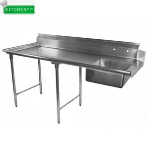 Soiled Dish Table 60 left