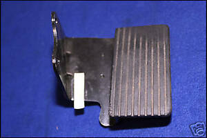 99 00 01 02 03 04 Ford Mustang Dead Pedal Gt Lx Cobra