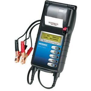 Midtronics Mdx p300 12v Battery And Electrical System Tester With Built in Print
