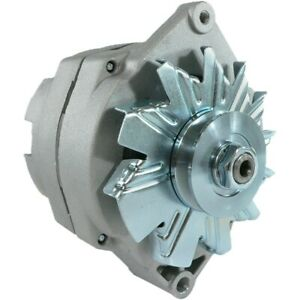 New Alternator Chevy High Output 105 Amp 3 wire 65 85 7127 105
