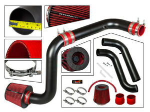 Bcp Matte Black red 94 01 Integra Ls rs gs se 1 8 Cold Air Intake Induction