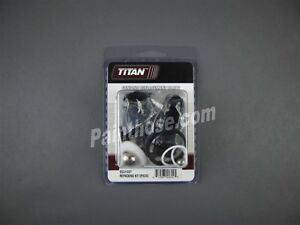 Titan Spraytech 0551687 Or 551687 Oem Pump Repair Kit Epx 2455 2555