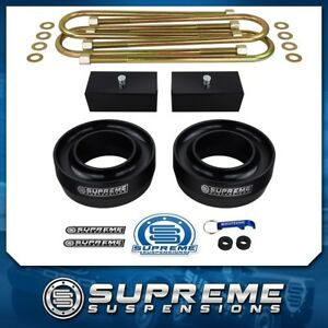 02 08 Dodge Ram 1500 3 Front 1 Rear Complete Level Lift Kit 2wd Pro