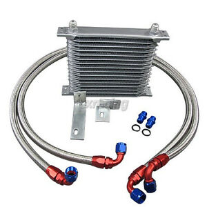 Cxracing Oil Cooler Line Upgrade Kit For Mitsubishi 3000gt Gto Stealth Turbo