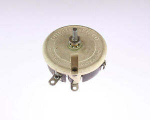 New Ohmite 8 Ohms 100 Watt Single Turn Rheostat Rp253fe8r0kk