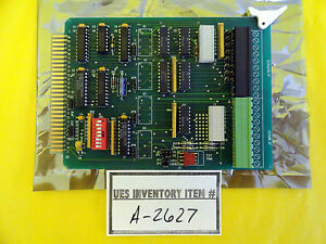 Pri Automation Bm18673l03rm Power Relay Board Pcb Card Used Working