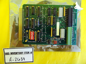 Pri Automation Bm18673l05ro Std Bus I o 8in 8out Pcb Card Used Working