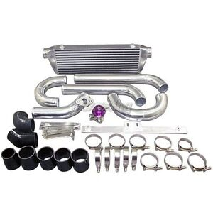 Cxracing Bolt On Fmic Intercooler Kit For 07 09 Mazdaspeed3 Ms3 2 3l Disi Turbo