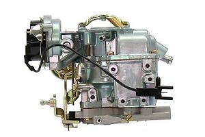 Carburetor Yfa Type Carter Fits Ford 4 9l 300 Cu I6 1 Barrel With Electric Choke