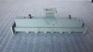 Microwave Waveguide Switch Adapter Mas319 2c17 7 0125 Ghz