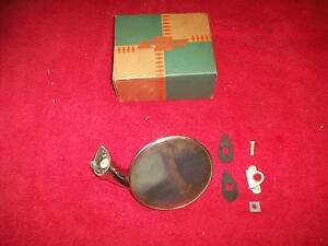 1951 Chevrolet Belair 210 150 Accessory Nos Lh Door Top Mirror In Gm Box
