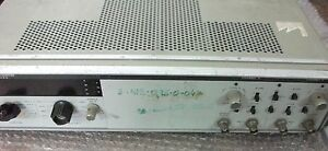 Hp agilent 5328b Universal Frequency Counter 100mhz