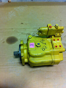 950h Caterpillar Loader Hydraulic Pump 241 9299