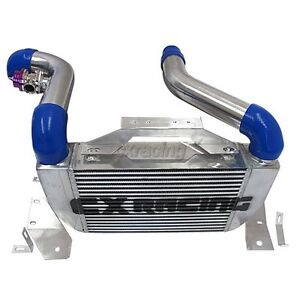 Cx Fm Bolt on Intercooler Kit Bov For Mazda Rx7 Rx 7 Fd Single Or Stock Turbo