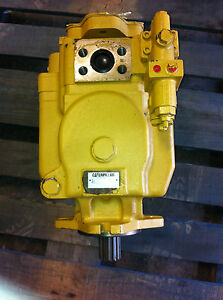 Caterpillar 24h Motor Grader Hydraulic Pump 121 4312 Or 7686