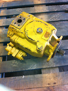 Caterpillar D8r Hydraulic Pump 9t8346