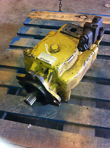 Caterpillar D9r Hydraulic Pump 104 1752