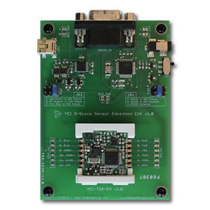 Yost Labs 3 space Sensor 3 axis 9dof Miniature Embedded Imu ahrs Evaluation Kit