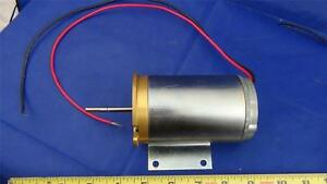 12 24 Volt Dc Electric Motor Reversible Brand New W 30 Day Guarantee