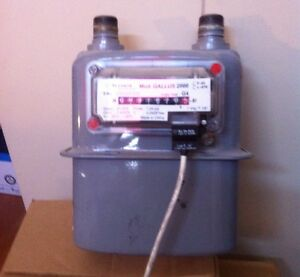 Gallus 2000 Gas Meter