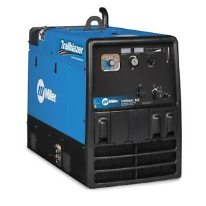 Miller Trailblazer 325 Arcreach Welder generator With Gfci 907797001