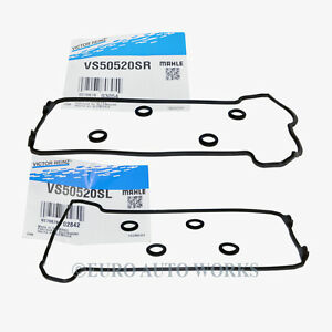 Mercedes Benz Valve Cover Gasket Set Left Right Victor Reinz Oem 119 2330 2430