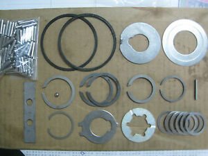 Sp18 50 Warner T18 4 Speed Small Parts Kit Divco Ford International Jeep 1965 72