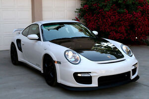 Porsche 997 2 Gt2rs Body Kit Update Conversion For 996 Turbo Carrera