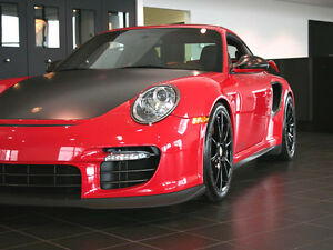 Porsche 997 2 Gt2 Rs Complete Body Kit Front Rear Bumpers Wing For 997 Turbo