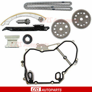 00 11 Gm 2 0 2 2l Dohc Ecotec Timing Chain Timing Cover Gasket Kit Z22se L61 L42