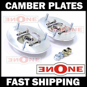 Mk1 Camber Plates Bmw E36 Pillow Adjustable 318 325i 325is M3 For Coilover Kits