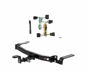 Curt Class 1 Trailer Hitch W Ball Mount Wiring For Ford Focus