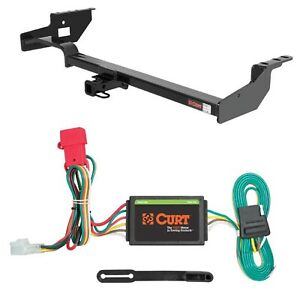 Curt Class 2 Trailer Hitch Custom Wiring Connector For Subaru Forester