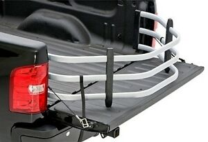 Amp Research Silver Bed Extender Hd Sport For Chevy Toyota Nissan 74801 00a