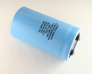 3300uf 400v Large Can Aluminum Electrolytic Capacitor 3300mfd Dc 3 300 400vdc