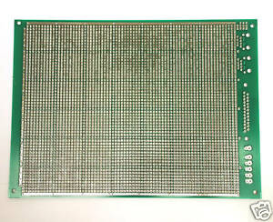 10pc Fr4 Pcb Board Double Side Kt 2121d Size 238x208x1 6mm Pitch 2 54mm Taiwan