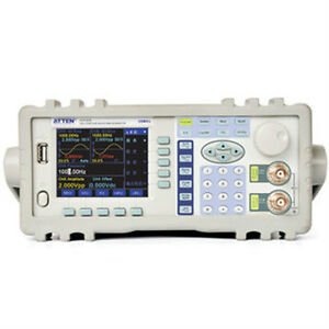 Atten Atf20d pa Dds Function Generator 180msa s 10bits